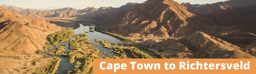 Richtersveld Tour