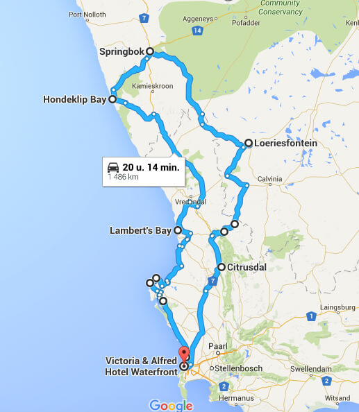 Namaqualand Tours South Africa Tours Sa Motorcycle Adventures
