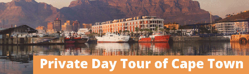 Private day tour of Cape Town