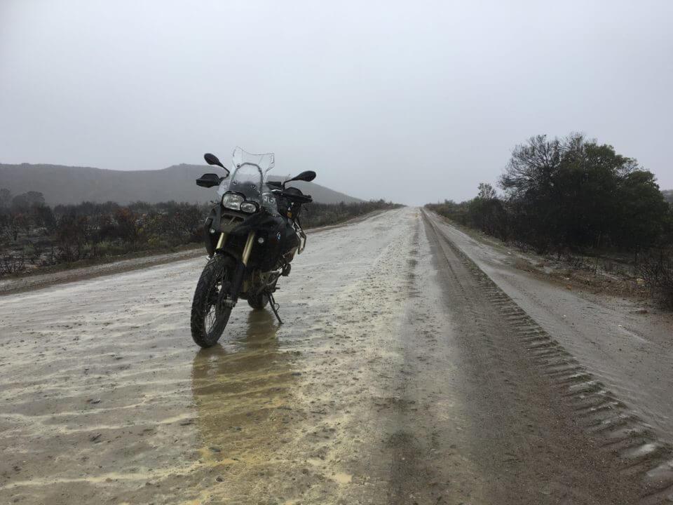 Karoo mud